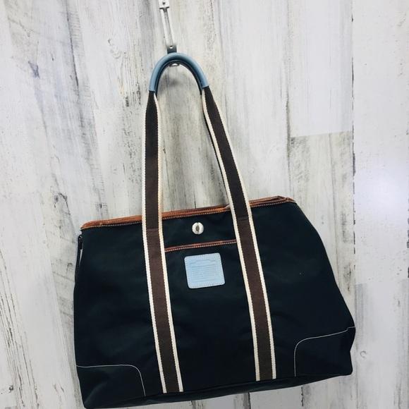Coach Handbags - Coach Hampton expandable tote
